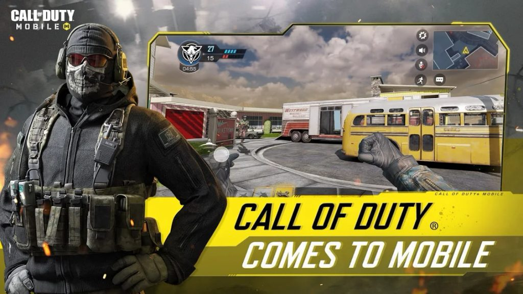 Call of Duty Mobile Pro APK