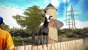 Goat Simulator Payday MOD APK AND OBB for Android 2