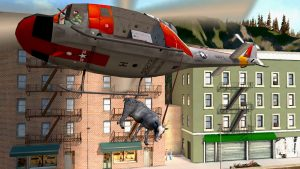 Goat Simulator Payday MOD APK AND OBB for Android 3