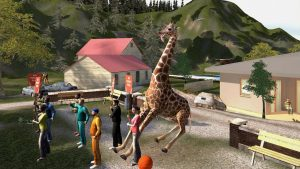 Goat Simulator Payday MOD APK AND OBB for Android 4