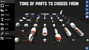 SimplePlanes MOD APK – Download and Build Your Own Aircraft on Android Today 3