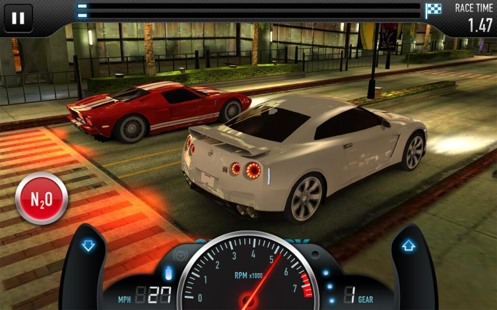 Download CSR Racing MOD APK in 2021 with Unlimited Money and Gold 3