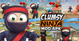 Clumsy Ninja MOD APK Download – The Latest Version with Unlimited Money 3