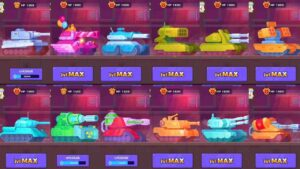 Tank Stars MOD APK with Unlimited Money – Latest Version for Android 3