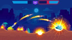 Tank Stars MOD APK with Unlimited Money – Latest Version for Android 4