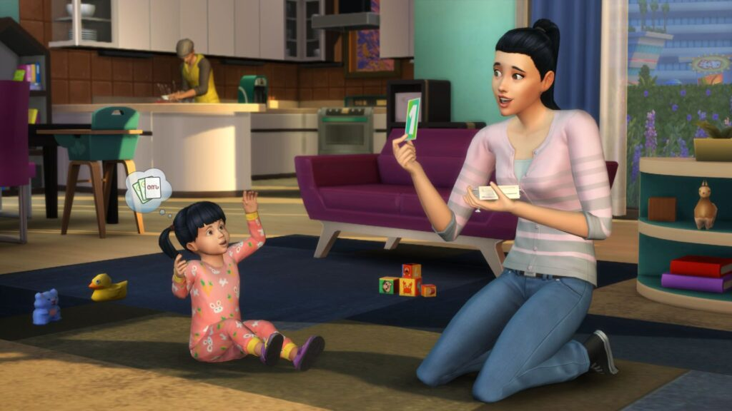Download the Sims 4 APK for Free on Android 3