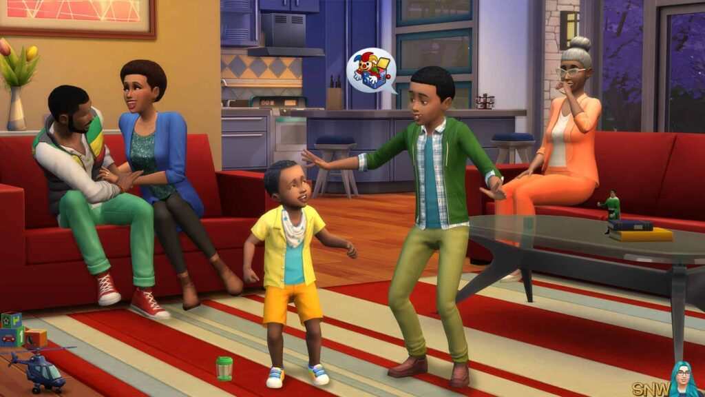 Download the Sims 4 APK for Free on Android 2